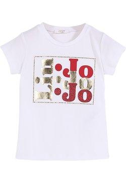 Liu Jo Kids - T-shirt print - white