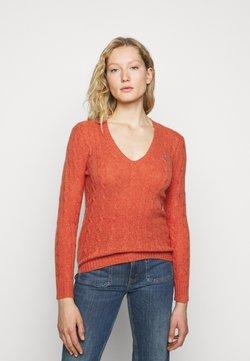 Polo Ralph Lauren - Pullover - orangey red