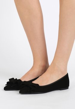 Pretty Ballerinas - ANGELIS - Baleriny - black