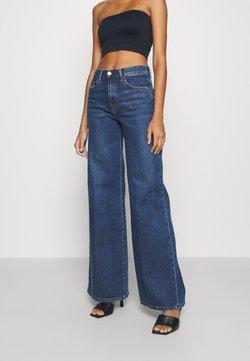 Diesel - D-AKEMI - Flared Jeans - indigo