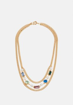 LIARS & LOVERS - EMBELLISHED CHAIN NECKLACE - Halskette - mixed