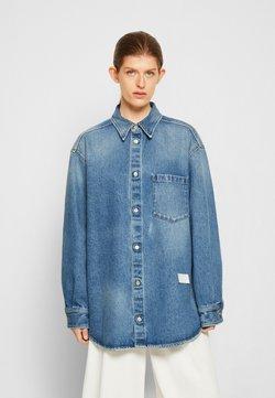 MM6 Maison Margiela - SHIRT - Camisa - vintage used/blue