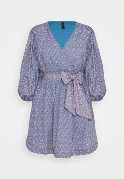 YAS Petite - YASTASSA DRESS  - Vestido informal - parisian blue