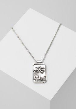 Classics77 - BUENOS NOCHES NECKLACE - Necklace - silver-coloured