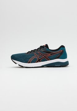 ASICS - GT-800 - Zapatillas de running neutras - magnetic blue/sunrise red