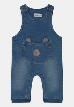 Name it - NBMBOB BABY - Salopette - medium blue denim