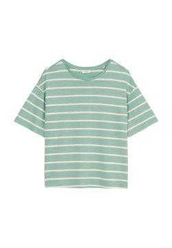 Marc O'Polo DENIM - T-Shirt print - milky mint