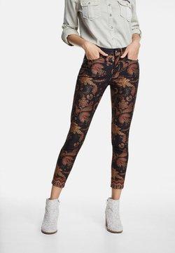 Desigual - MIVER - Jeans Skinny Fit - black
