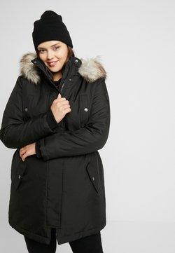 ONLY Carmakoma - CARIRENA COAT - Wintermantel - black
