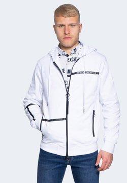 Armani Exchange - Felpa aperta - white