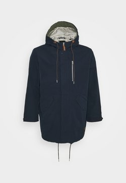 Jack & Jones - JJHUGHES JACKET - Parka - navy blazer