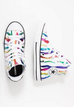 Converse - CHUCK TAYLOR ALL STAR - Korkeavartiset tennarit - white/black