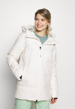 Burton - LAROSA PUFFY  - Kurtka snowboardowa - stout white
