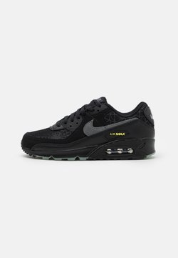 Nike Sportswear - AIR MAX 90 UNISEX - Baskets basses - black/smoke grey/limelight
