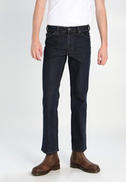 Mustang - PANTS - Jeans Straight Leg - stone washed