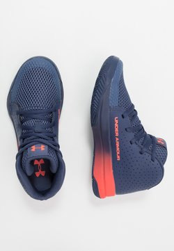 Under Armour - JET 2019 - Basketbalschoenen - blue ink/beta
