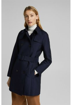 Esprit Collection - CLASSIC - Trenchcoat - navy