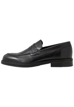 Selected Homme - SLHFILIP LOAFER - Business-Slipper - black