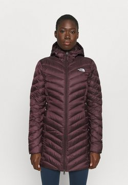The North Face - TREVAIL - Daunenmantel - root brown