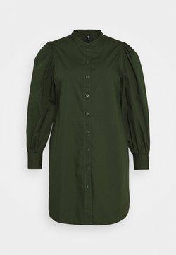 Pieces Curve - PCFONNIEN - Blusenkleid - duffel bag
