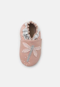 Robeez - SHINY DRAGONFLY - Krabbelschuh - light pink