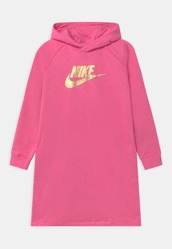 Nike Sportswear - SHINE  - Freizeitkleid - pinksicle