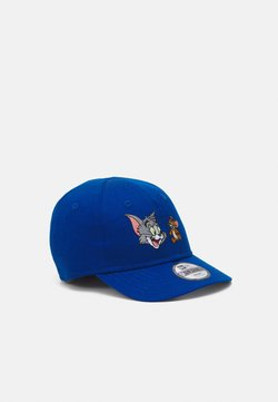 New Era - BABY FILM CHARACTER 9FORTY TOM & JERRY BABY UNISEX - Cap - blue