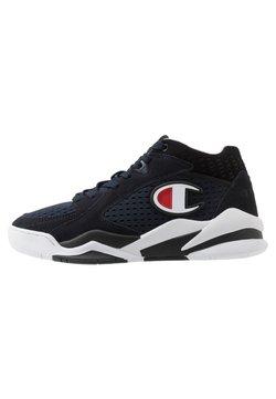 Champion - MID CUT SHOE ZONE - Basketballschuh - dark blue