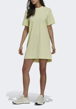 adidas Originals - Vestido ligero - haze yellow
