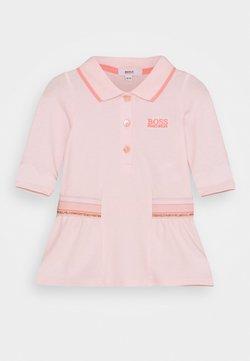 BOSS Kidswear - DRESS BABY - Vestido informal - pink pale