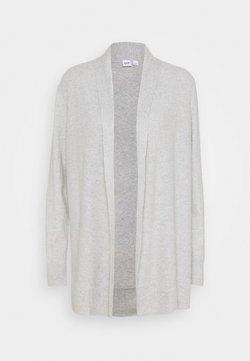 GAP - BELLA THIRD - Strickjacke - light heather grey