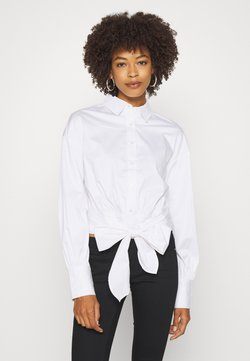 Guess - LUCINA - Button-down blouse - true white