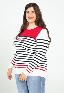 Paprika - HELLO - Strickpullover - red