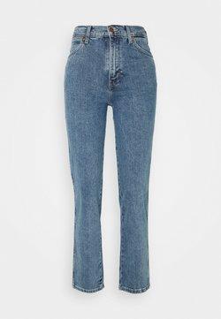 Wrangler - WILD WEST - Jeans straight leg - midland