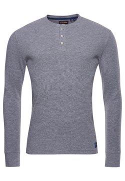 Superdry - Pitkähihainen paita - grey marl