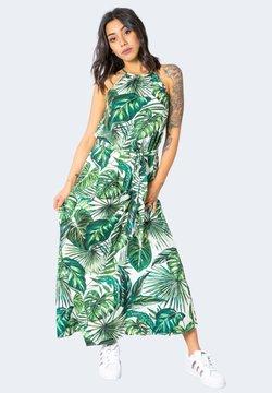 ONLY - Vestito lungo - green