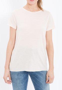Queen Kerosin - T-shirt basic - nude
