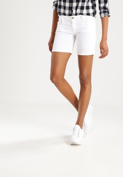 Le Temps Des Cerises - Jeansshort - white