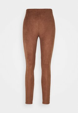 Esprit - Leggings - Hosen - brown