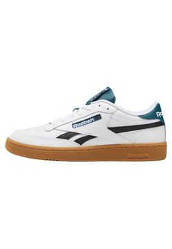 Reebok Classic - CLUB C REVENGE SHOES - Sneakersy niskie - white