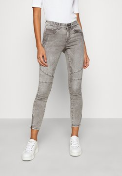 ONLY - ONLROYAL LIFE  - Jeans Skinny Fit - grey denim