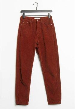 Topshop - Pantalon classique - orange