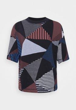 edc by Esprit - T-Shirt print - dark blue