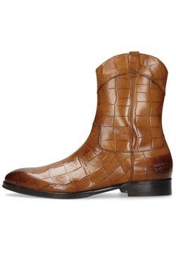 Melvin & Hamilton - KANE  - Cowboy-/Bikerstiefelette - brown