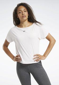 Reebok - Camiseta de deporte - pink