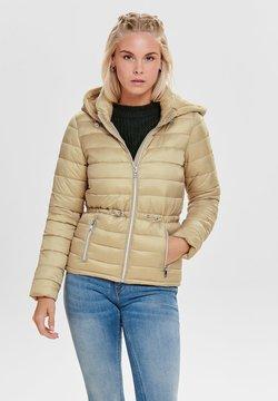 ONLY - Winterjacke - beige