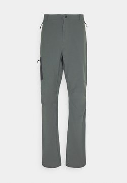 Columbia - TRIPLE CANYON PANT - Outdoor trousers - city grey/shark