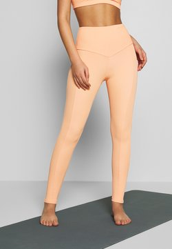 Onzie - SWEETHEART MIDI - Tights - cantalope