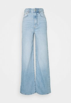 Gina Tricot - IDUN WIDE - Jeans relaxed fit - ocean blue