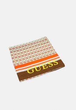 Guess - PRINTED - Huivi - brown